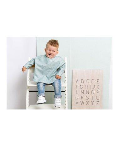 Bebe-Jou - bébé-jou Śliniak z długim rękawem Fabulous Paper Planes 3058055