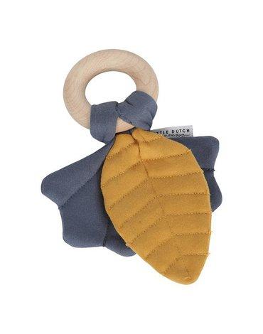 Little Dutch Pure & Nature Szeleszczące listki błękitno-żółte LD4900