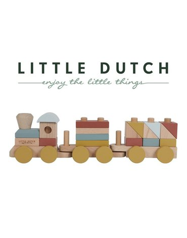 Little Dutch Pure & Nature Pociąg LD4702