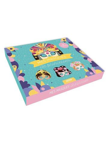 Auzou Maski DIY Księżniczki 5+ 67242