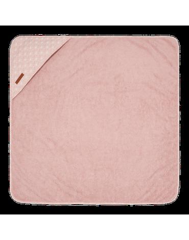Little Dutch Bawełniany ręcznik Lily Leaves pink TE50620850