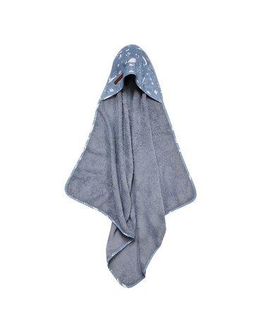 Little Dutch Bawełniany ręcznik Ocean Blue TE50620640