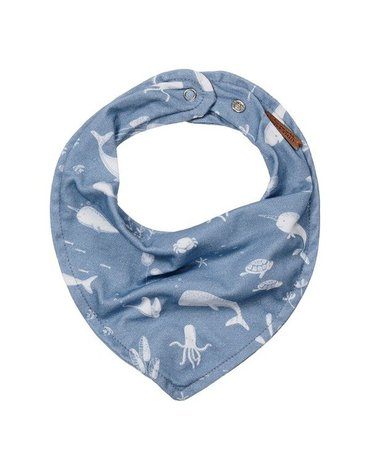 Little Dutch Apaszko-bandanka Ocean Blue TE50120640