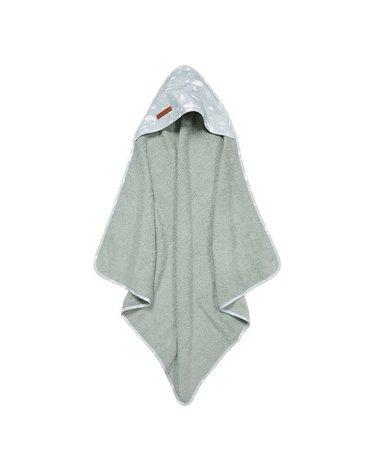 Little Dutch Bawełniany ręcznik Ocean Mint TE50620610