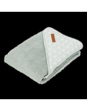 Little Dutch Bawełniany ręcznik Lily Leaves Mint TE50620810