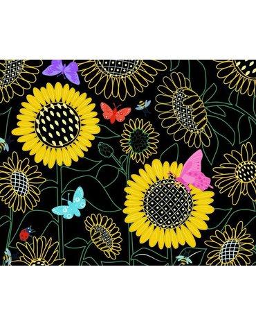 Auzou Wydrapywanka Kwiaty 5+ 77593
