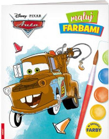 Ameet - Pixar Auta. Maluj Farbami