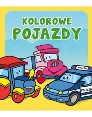Wilga / GW Foksal - Kolorowe pojazdy. Pianki