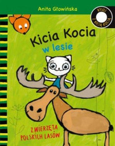Media Rodzina - Kicia Kocia w lesie. Zwierzęta polskich lasów