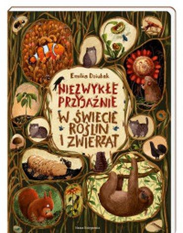 Nasza Księgarnia - Niezwykłe przyjaźnie. W świecie roślin i zwierząt