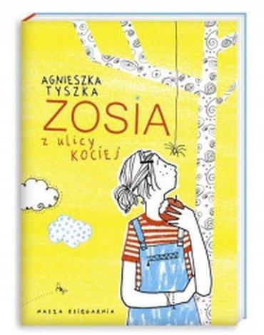Nasza Księgarnia - Zosia z ulicy Kociej