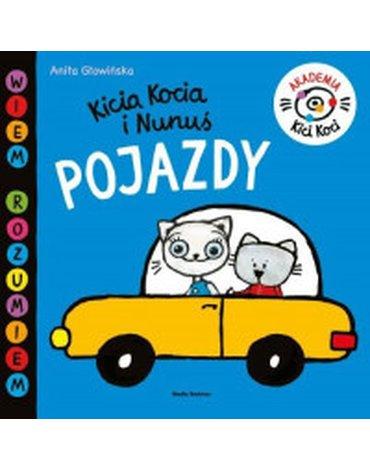 Media Rodzina - Akademia Kici Koci. Pojazdy