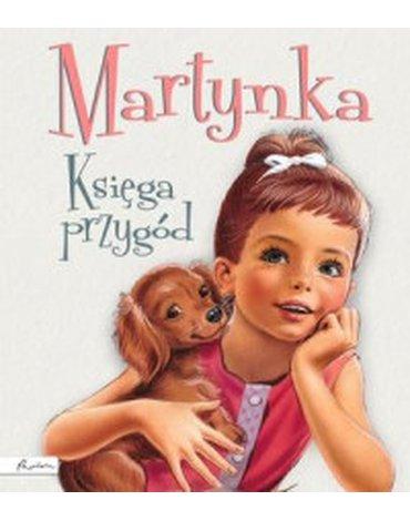 Papilon - Martynka. Księga przygód