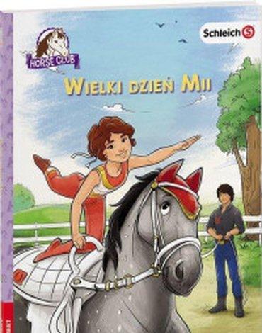 Ameet - Horse Club. Wielki dzień Mii
