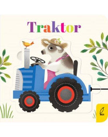 Wilga / GW Foksal - Czytanki-układanki. Traktor