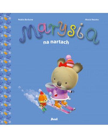 Wydawnictwo Debit - Marysia na nartach