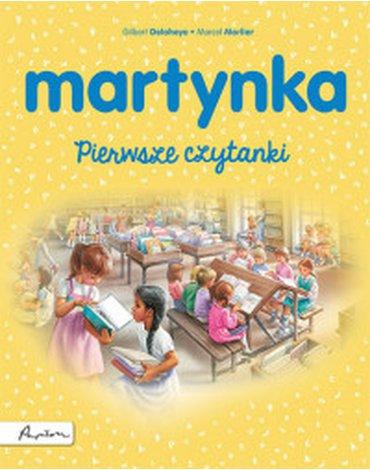 Papilon - Martynka. Pierwsze czytanki