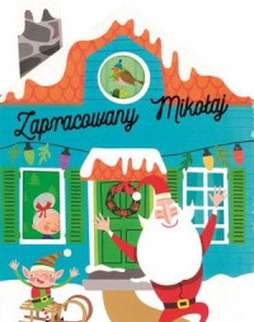 Olesiejuk Sp. z o.o. - Zapracowany Mikołaj
