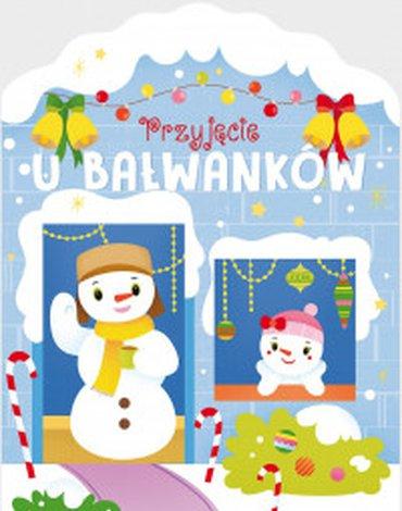 Olesiejuk Sp. z o.o. - Przyjęcie u Bałwanków