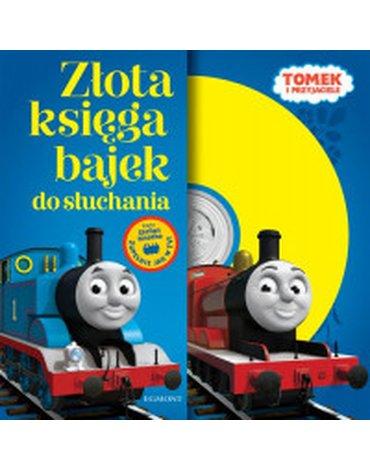 Egmont - Tomek i Przyjaciele. Złota księga bajek do słuchania + CD