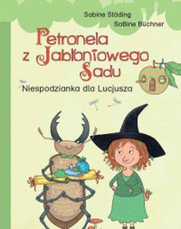Esteri - Petronela z Jabłoniowego Sadu. Niespodzianka dla Lucjusza