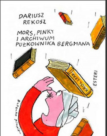 Esteri - Mors, Pinky i archiwum pułkownika Bergmana