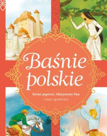 Skrzat - Baśnie polskie. Kwiat paproci, Olszynowy Pan i inne opowieści