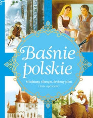 Skrzat - Baśnie polskie. Miedziany olbrzym, Srebrny jeleń i inne opowieści