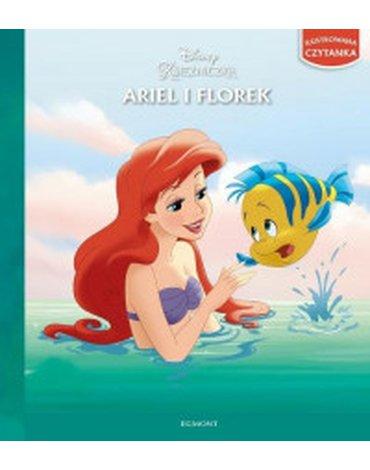 Egmont - Ariel i Florek. Ilustrowana czytanka