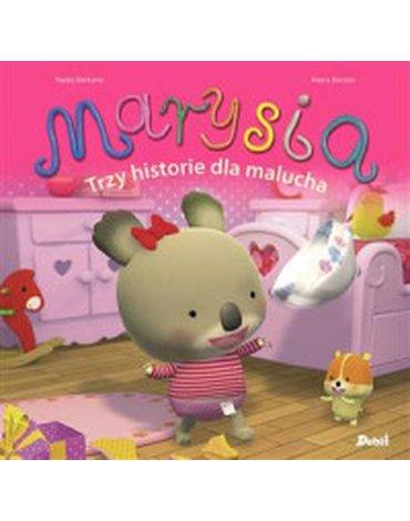 Wydawnictwo Debit - Marysia. Trzy historie dla malucha