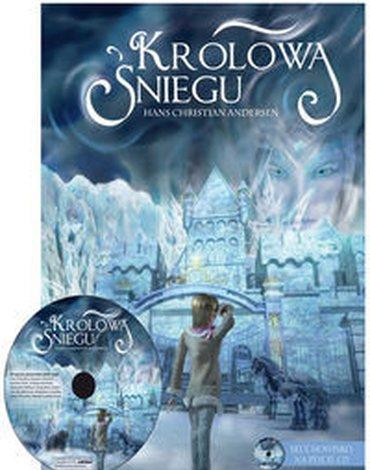 Liwona - Królowa Śniegu + CD