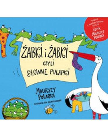 Skrzat - Żabki i żabki, czyli słowne pułapki. Audiobook gratis