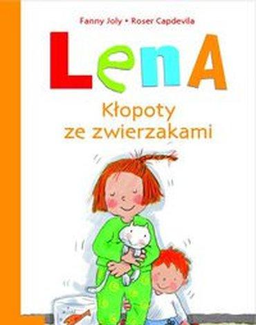Wydawnictwo Debit - Lena Kłopoty ze zwierzakami