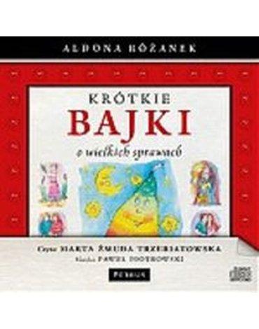 Petrus - Krótkie bajki o wielkich sprawach. Audiobook