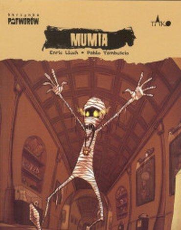 Tako - Skrzynka potworów. Mumia