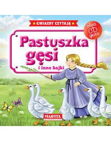 Martel - Pastuszka gęsi i inne bajki + CD