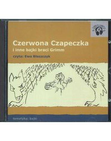 Audio Liber - Czerwona czapeczka i inne bajki braci Grimm (Płyta CD)