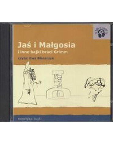 Audio Liber - Jaś i Małgosia i inne bajki Braci Grimm (Płyta CD)