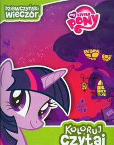 Egmont - My Little Pony. Dziewczyński wieczór