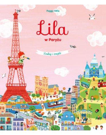 Olesiejuk Sp. z o.o. - Lila w Paryżu. Szukaj i znajdź