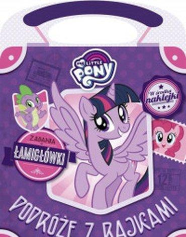 Egmont - My Little Pony. Podróże z bajkami