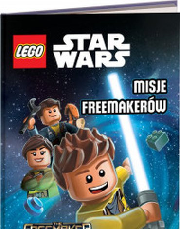 Ameet - LEGO Star Wars. Misje Freemakerów