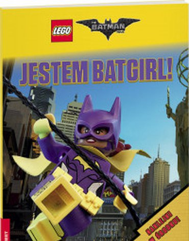 Ameet - Lego Batman Movie. Jestem Batgirl