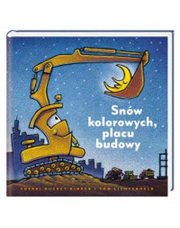 Nasza Księgarnia - Snów kolorowych, placu budowy