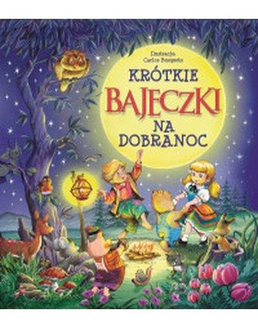 Wydawnictwo Elżbieta Jarmołkiewicz - Krótkie bajeczki na dobranoc