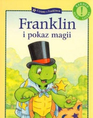 Wydawnictwo Debit - Czytamy z Franklinem. Franklin i pokaz magii