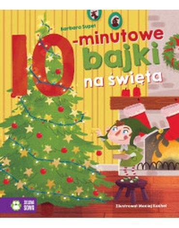 Zielona Sowa - Bajki na dobranoc. 10-minutowe bajki na święta