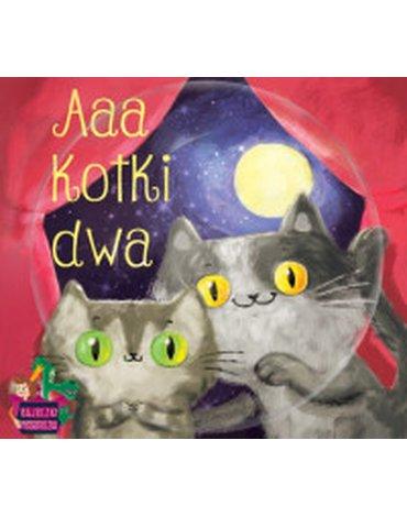 MTJ Agencja Artystyczna - Bajeczki Pioseneczki. Aaa kotki dwa + CD