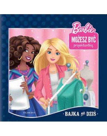 Egmont - Barbie. Możesz być projektantką mody