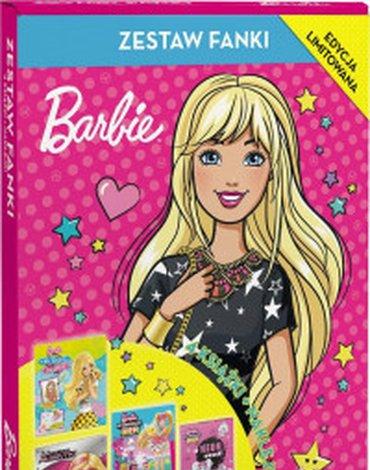 Ameet - Barbie. Zestaw fanki
